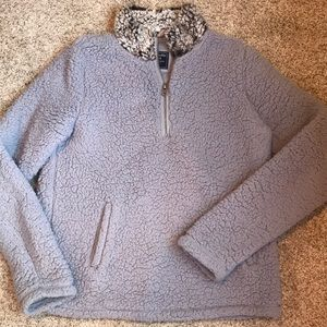 Abercrombie & Fitch Sherpa